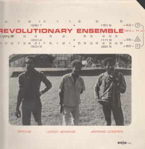 Grooves & Samples #30: The Revolutionary Ensemble – Chicago (1977)