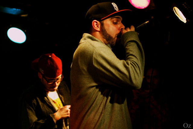 Video: Rage Roshin (of Notes to Self) – Acapella live at Droppin' Knowledge