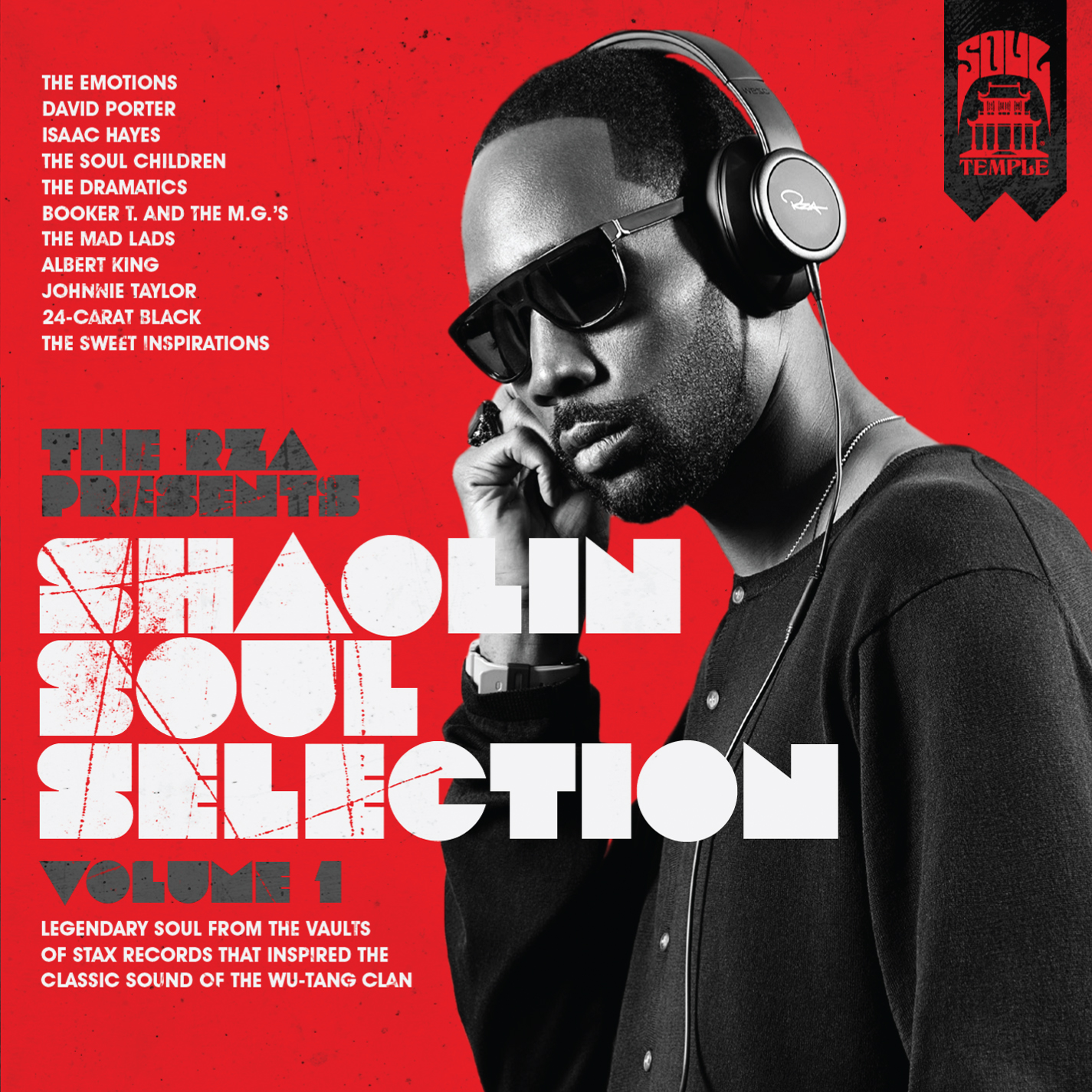 Mix: RZA x Stax Sampler for Shaolin Soul Selection Vol. 1 (Mixed by 7L)