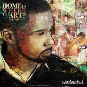 Free Download: Substantial - Home Is Where The Art Is (Instrumentals)