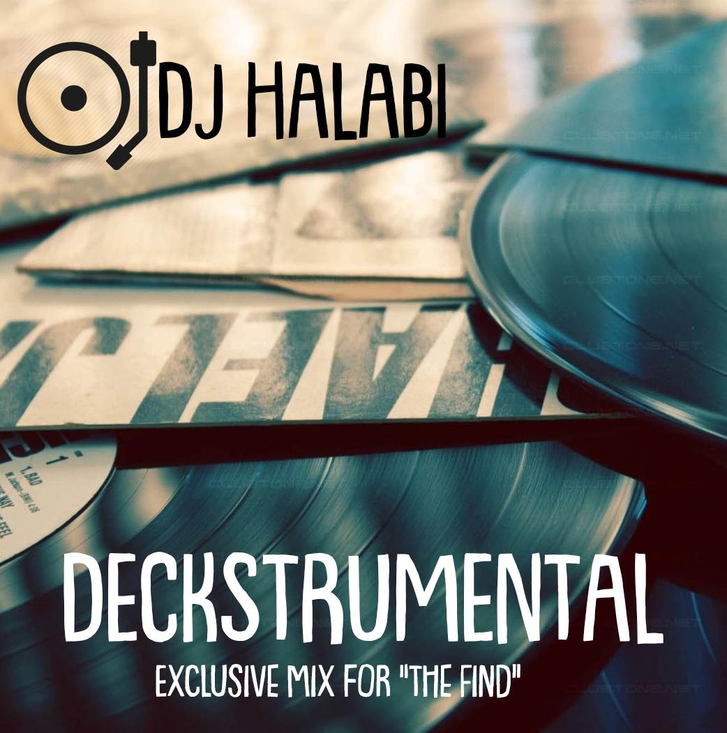 DJ Halabi - Deckstrumental