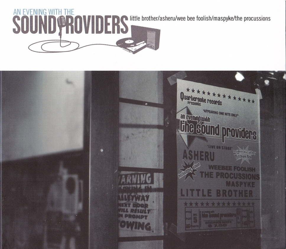 Free Download: The Sound Providers – Discography