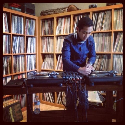 Video: Freddie Joachim & Question – Mellow Orange Vinyl Podcast Vol. 2 (2012)
