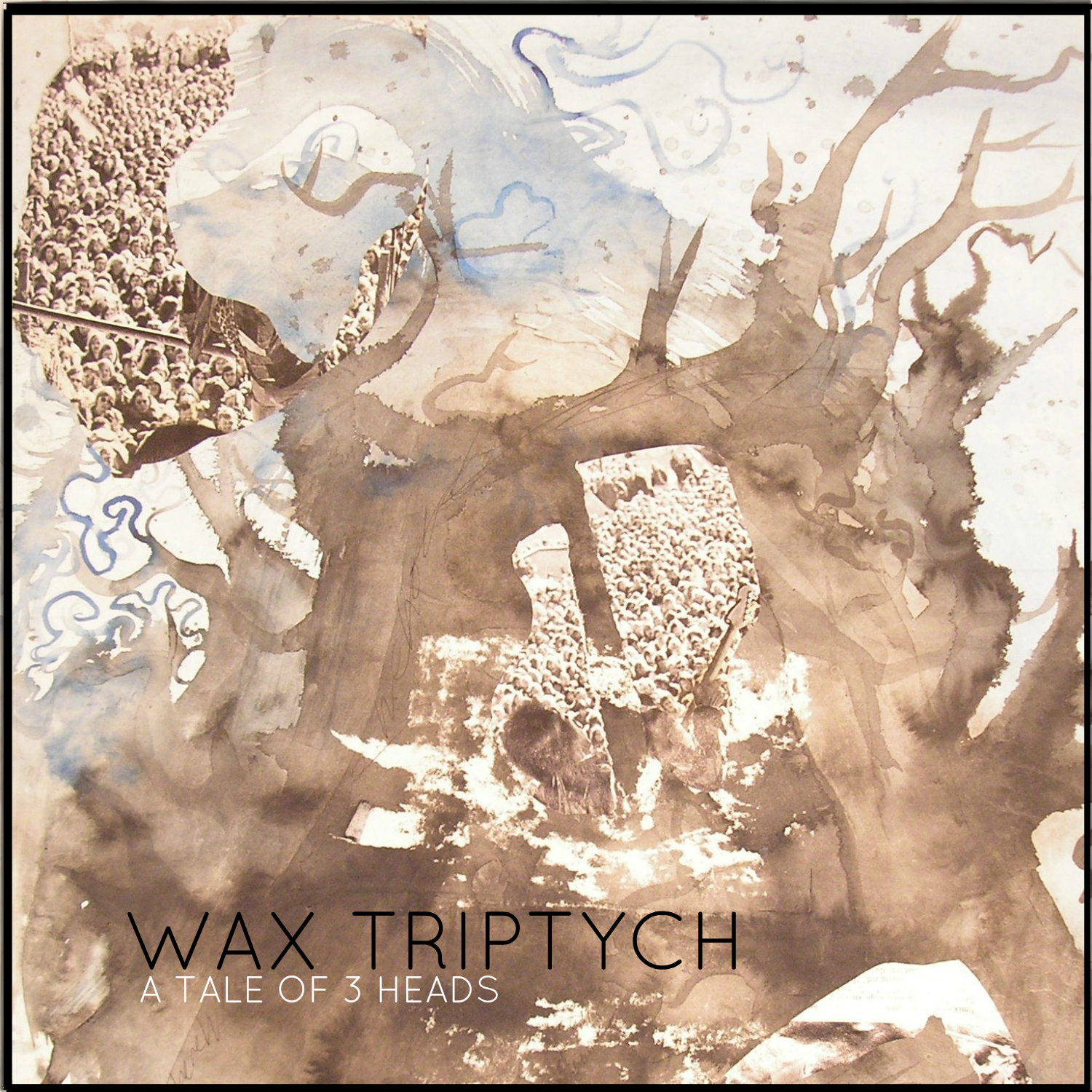 Free Download: Wax Triptych – A Tale Of 3 Heads