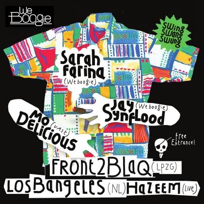 Guest Mix: Front2blaq (WEBOOGIE) – Heep Douse