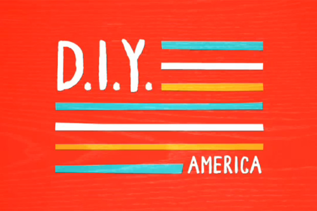Art: DIY America (Graffiti Pt. 1, 2, 3 & 4)