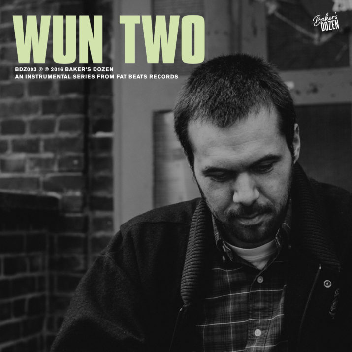 Wun Two - Baker's Dozen (Vinyl on Fat Beats)